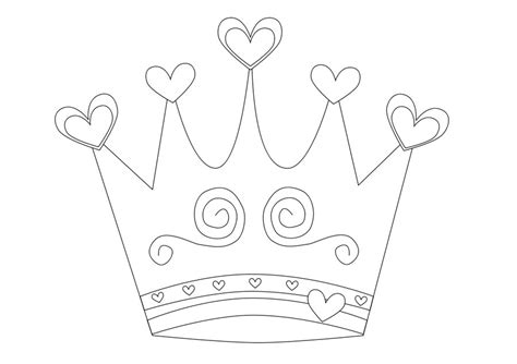 Princess Crown By Majsne On Deviantart How To Draw A Princess Crown