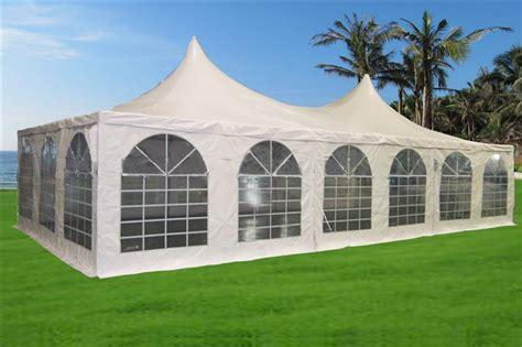 pvc gazebo 20 x 40 pagoda pvc tent gazebo white