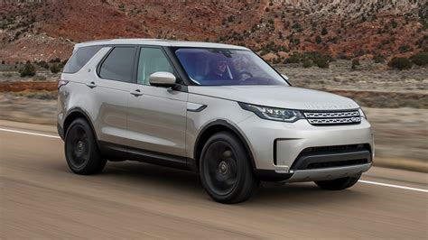 land rover suv car land rover discovery suv 2017 car review
