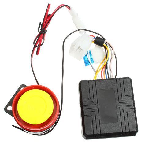 Kunci Alarm Sepeda Motor aktivasi alarm sepeda motor remote dengan mengendalikan remote kunci lazada indonesia