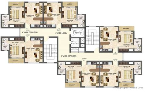 studio type floor plan 1bhk studio type a floor plan