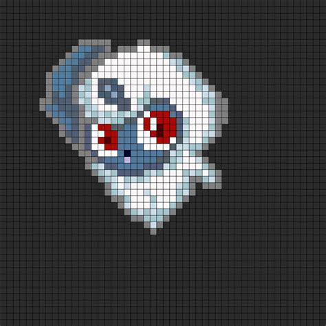perler bead pattern maker absol perler bead pattern bead sprites characters fuse