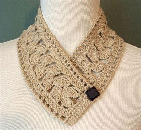 bufandas crochet 2016 16 bufandas de crochet y dos agujas para mujer