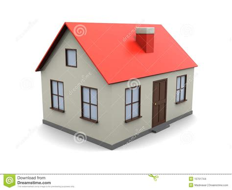 House Model Stock Images   Image: 15751744