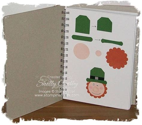 Paper Punches For Card - 139 best st s day images on st