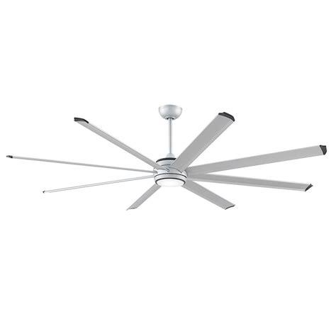 84 inch ceiling fan 84 inch fanimation stellar ceiling fan mad7993slw silver