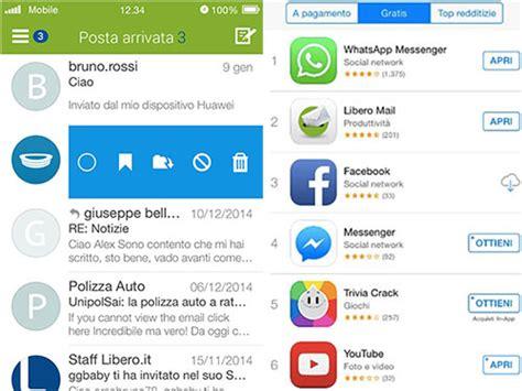 libero mail mobile iphone come configurare libero mail su iphone www liberomail it