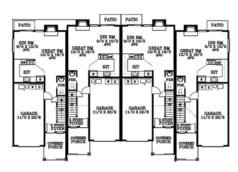 split bedroom floor plans 17 best images about split level floor plans on