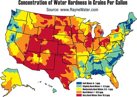 usa water map rebooted maps for rvers