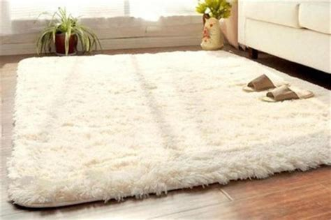 soft fluffy rugs soft fluffy rugs anti skid shaggy rug dining room home bedroom carpet floor mat ebay