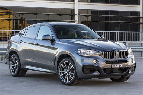 bmw x6 price 2015 bmw cars news 2015 x6 arrives in australia from 115 400