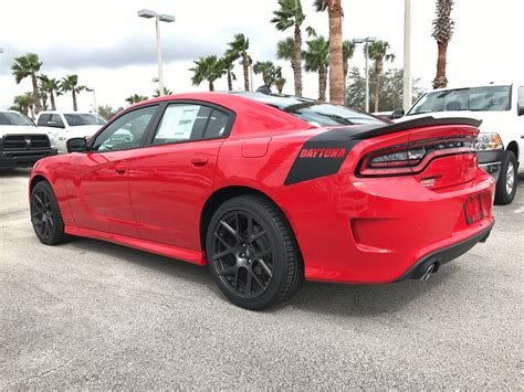 Daytona Dodge Chrysler Jeep by New 2018 Dodge Charger Daytona Sedan In Daytona