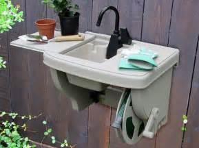 Backyard Lighting Ideas Pinterest Outdoor Sink Outdoor Living Pinterest