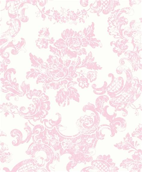 pale pink wallpaper uk tea rose m0756 vintage lace pink damask wallpaper ebay