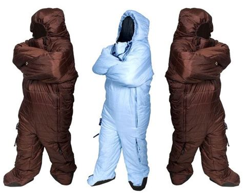 selk sleeping bag suit even better then the japanese