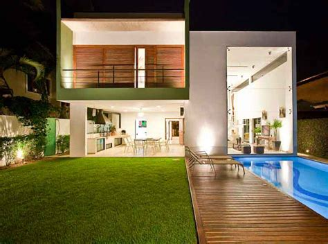 home design inside and outside galeria de casa acapulco flavio castro arquitetos 31