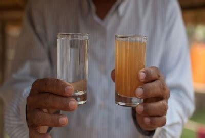 membuat filter air alami membuat filter air sederhana yang aman dan alami