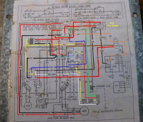 awesome rheem wiring diagrams ideas images for image wire gojono