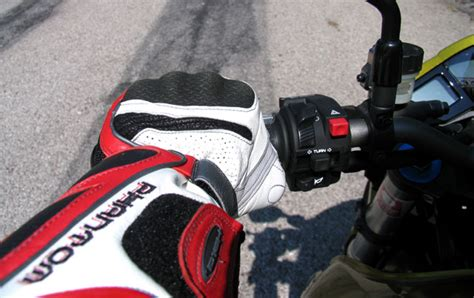 Motorradhandschuhe Rochenleder by Held Handschuh Phantom Motorrad News