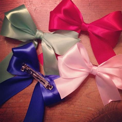 diy hairstyles bow diy hair bow diy hair bows bows diy pinterest