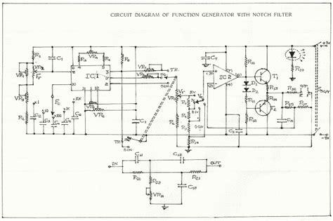 schematics of delabs function generator using icl8038