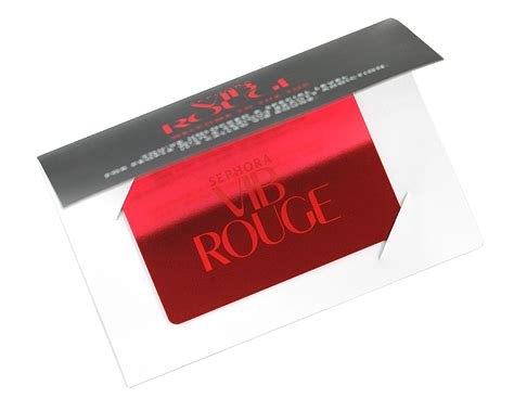 Sephora Vib Gift Card - vib rouge gift card gift ftempo