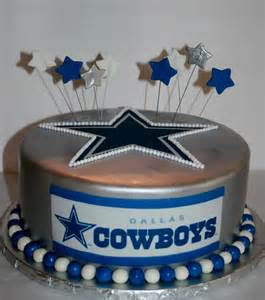 dallas cowboys cake cakes pinterest