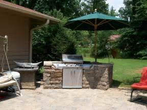 Backyard Bbq Indy Outdoor Kitchens