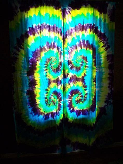 tie dye drapes 1000 ideas about dye curtains on pinterest tie dye