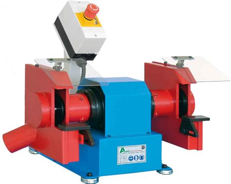 bench mounted grinder art 133 bench mounted double grinding machine