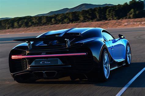 crashed bugatti chiron  test car autoevolution