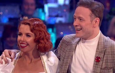 strictly  dancings joe sugg drops dianne buswell