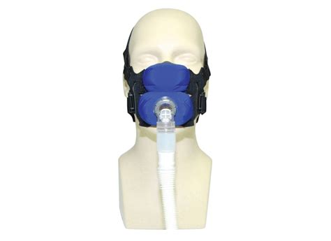 Sleepweaver Anew Soft Cloth Full Face Cpap Mask And Headgear 30 Day Money Back Guarantee On Cpap Mask Fitting Template