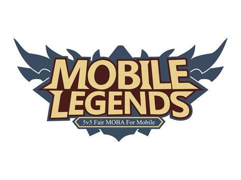 font mobile legend logo mobile legends vector cdr png hd gudril logo