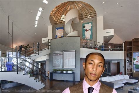 pharrell williams house pharrell williams miami penthouse marked 5 9m