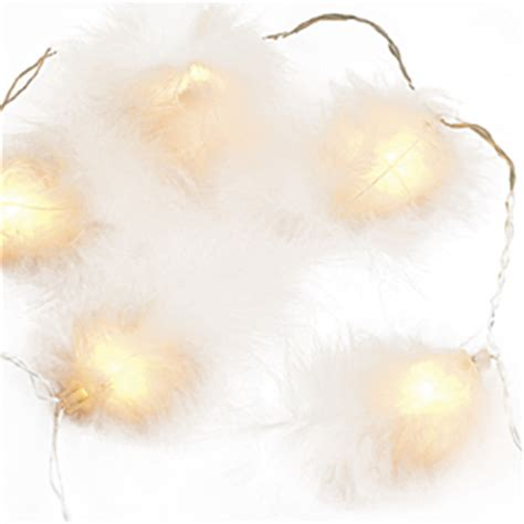 Fluffy White Fairy Lights Review Compare Prices Buy Online White Fluffy Lights