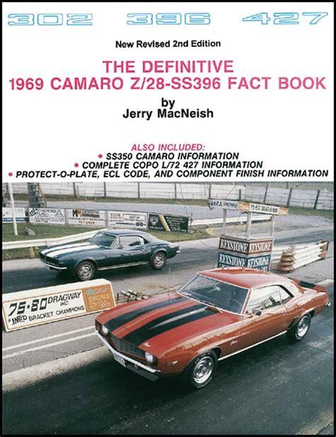 1979 chevrolet camaro parts literature multimedia literature shop manuals classic 1969 chevrolet camaro parts literature multimedia classic industries