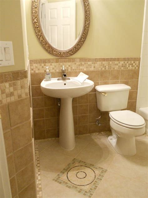 small guest bathroom makeover hometalk