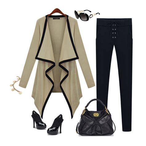 Large Size Autumn And Winter New Color Combed Sweater New Fashion S Cape Autumn Cardigan Jacket Coat Us