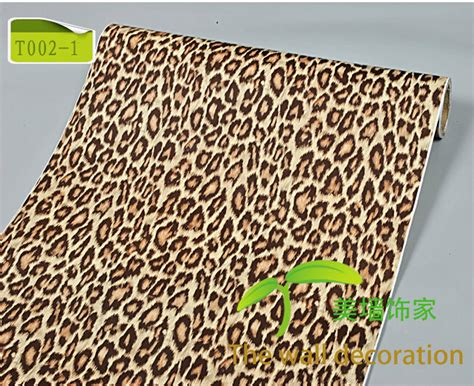 free shipping wallpaper wallpaper bedroom wall furniture aliexpress com buy new free shipping home decor leopard