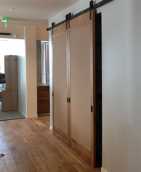 Interior Barn Doors Archives Non Warping Patented Lightweight Barn Door