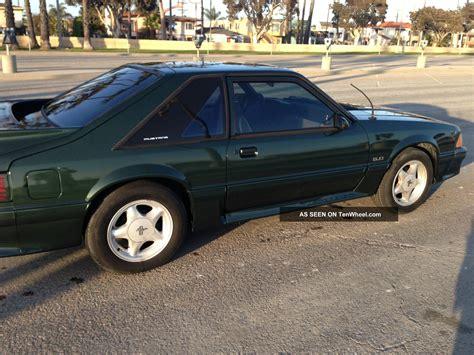 1992 mustang hatchback 1992 ford mustang gt hatchback 2 door 5 0l h o
