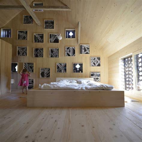 alpine barn apartment  ofis architects