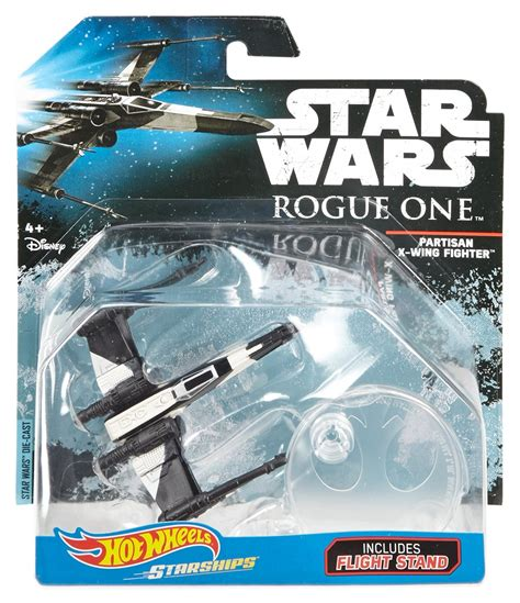 Hasbro Rogue One Rebel X Wing Fighter rogue one partisan x wing fighter revealed yakface