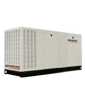generac 100 000 watt liquid cooled standby generator