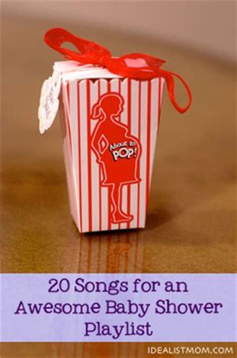 20 songs for an awesome baby shower playlist sweet peas