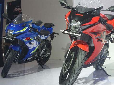 Single Seat Merah Suzuki Gsx R150 unveiled suzuki gsx r 150 and gsx s 150 drivespark