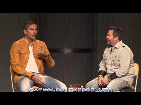 jim caviezel church interview the passion of the christ jim caviezel complete