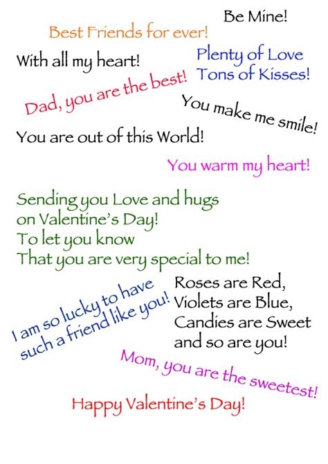 valentines phrases for cards 30 valentines day quotes for cards jinni