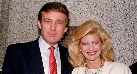 biographie de donald trump donald and ivana trump fight unsealing of divorce records